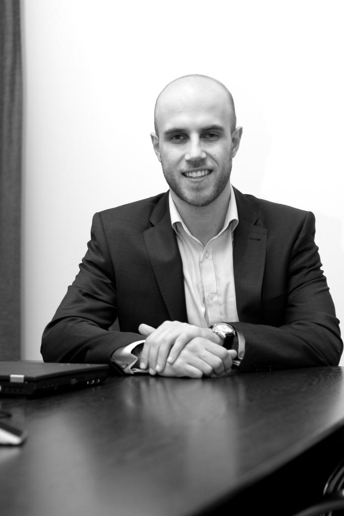 Aspiring journalist, Tareq Haddad